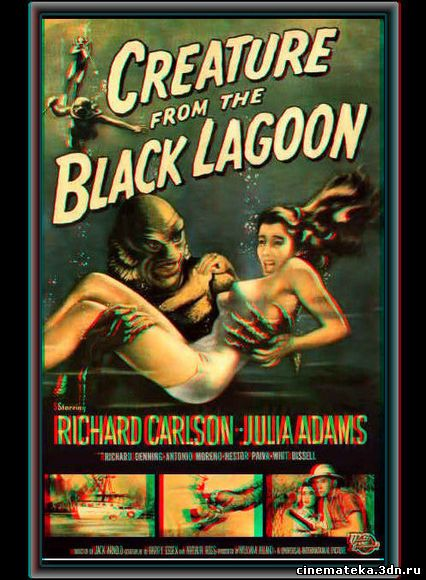 The Creature from the Black Lagoon 3D
