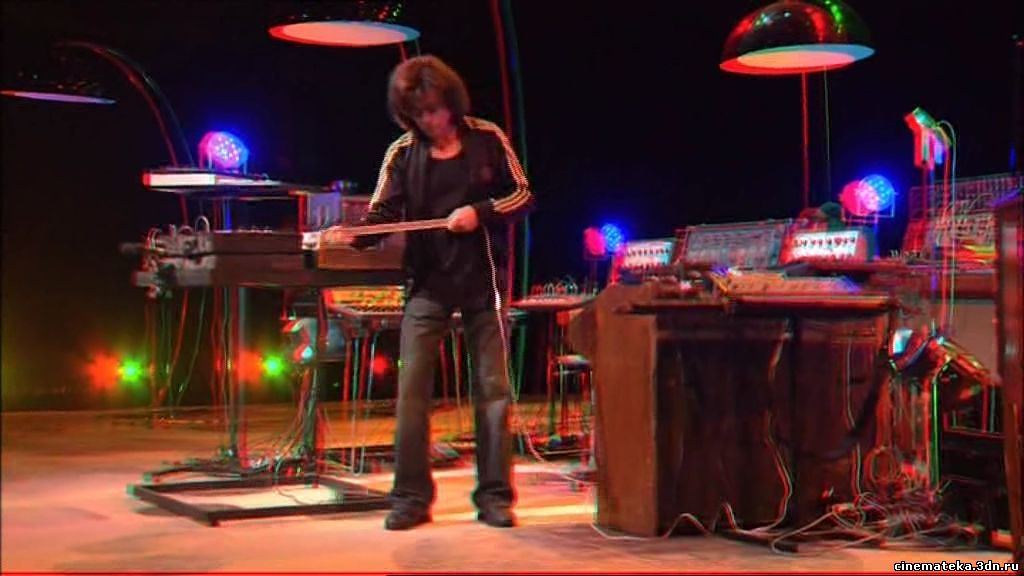 "Jean Michel Jarre - ""Oxygene"": Live In Your Living Room"